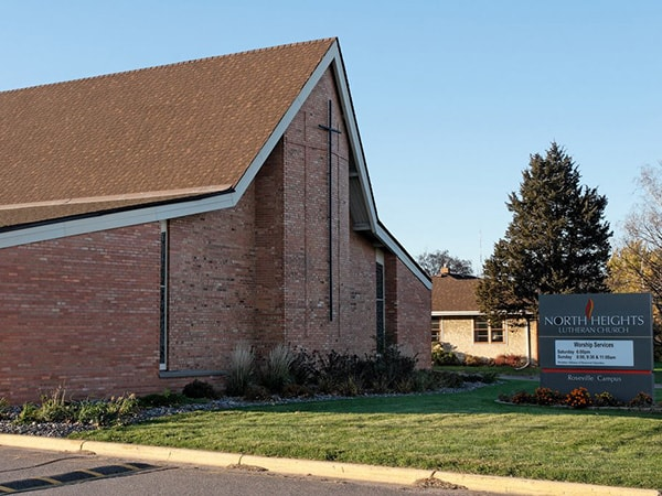 North Heights Luthern Church: Arden Hills